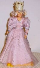 WIZARD of OZ GLINDA DOLL W/ORIG. STAND Good Witch of North Hamilton 1988 NWT NOS