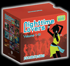 Nighttime Lovers Box Volume 1 – 10 12-cd box