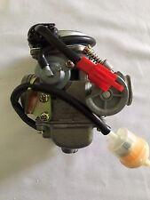 Carburetor for 150cc Carbide,Quantum,Zircon,Helix, Go Kart Carb  24mm