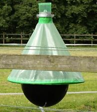 H-Trap Horse Fly Trap March Fly Control Horse Cattle Stable Chemical Free