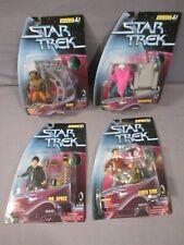 Star Trek  Warp Factor Series ANDORIAN CAPTAIN KIRK SPOCK KANG 4 & 5 Lot