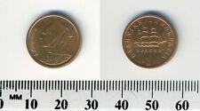 Greece 1990 - 1 Drachma Copper Coin - Lascarina Bouboulina, 1783-1825