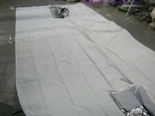 Sonnensegel mit Seiten ca.5,20x2,10m LagerNR.687