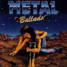 Metal Ballads (1988) Whitesnake, MSG, Heart, Magnum, Scorpions.. [CD]