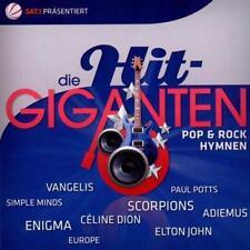 Die Hit Giganten-Pop & Rock Hymnen von Various Artists (2010)
