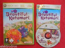 BEAUTIFUL KATAMARI - Microsoft Xbox 360 ~PAL~3+ Action/Puzzle Game