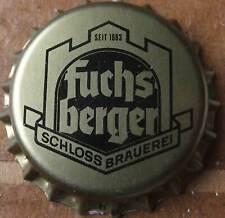 1 Kronkorken UNUSED FUCHSBERGER GERMANY BEER OLD  bottle caps chapas tappo tappi