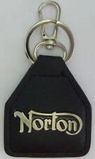 Norton Leather key fob    B020806F