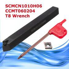 SCMCN1010H06 Lathe Boring Bar Turning Tool Holder + CCMT060204 Insert + Wrench