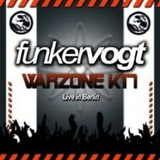 "FUNKER VOGT ""WARZONE K 17 LIVE IN BERLIN"" 2 CD NEU"