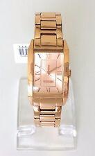 Esprit Damen Uhr Helena rosé gold Edelstahl römisch ES000EO2013