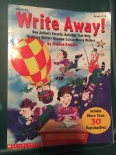 STEPHEN KRENSKY - Write Away! (Grades 3-6) - PAPERBACK