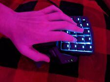 Razer RZ07-01440100-R3U1 Orbweaver Chroma Adjustable  Mechanical Gaming Keypad