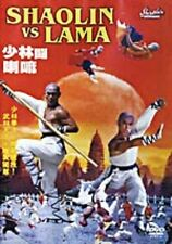Shaolin Vs Lama   - Hong Kong RARE Kung Fu Martial Arts Action movie - NEW DVD