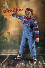 1/6 MiVi Thriller Play Child's Play Chucky Charles Lee Ray Action Figure