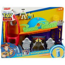 Toy Story 4 Pizza Planet Playset NEW Imaginext Disney Pixar Fisher Price