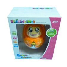 Roly-poly Toy Nodded Tumbler Educational Baby Toy with Sound - Monkey- Kid Gift