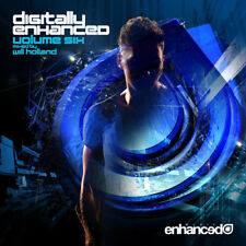 Various Artists : Digitally Enhanced: Mixed By Will Holland - Volume 6 CD 2