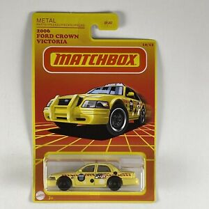 2006 Ford Crown Victoria   Matchbox 2020 Retro Series   Target Exclusive