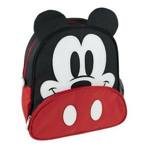 Cartable Mickey Mouse Rouge (25,5 x 30 x 10 cm)