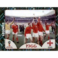 Panini WM 2018 677 Legends England 1930 World Cup WC 18Wappen Glitzer Foil