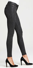 NWT HUDSON Nico Mid Rise Super Skinny Jeans in Python Print Size 27
