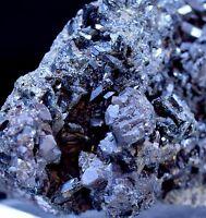 RARE Large KULANITE Crystals with Siderite Fine Mineral Specimen Yukon, Canada