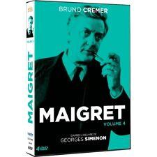 Maigret - Volume 4 : Bruno Cremer (DVD)