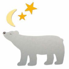 Sizzix Bigz Die - Polar Bear #2 by Lisa Jones 663460 (Chapter 3 Release)