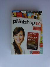 Encore The Print Shop 3.0 (New Factory Sealed Retail Box)