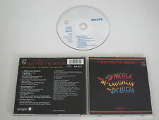 MCLAUGHLIN, AL DI MEOLA, PACO DE LUCIA/FRIDAY NIGHT(PHILIPS 800 047-2) CD ÁLBUM