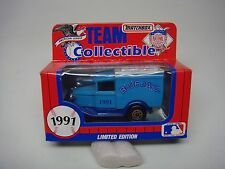 MATCHBOX-TEAM COLLECTIBLE-1991 BLUE JAYS -LIMITED EDITION-