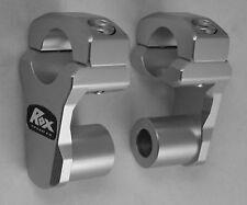Réhausseurs pour motocyclette KTM