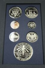 1986 United States Mint Liberty Prestige Set of 7 coins