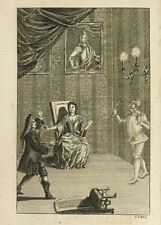 1884 Reproduction William Shakespeare Poster London Macbeth