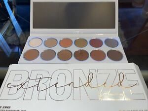Kylie Cosmetics The Bronze Extended Eyeshadow Palette~100% auth~ NEW