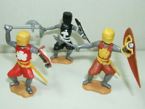 TIMPO  3  MEDIEVAL  KNIGHTS         ( # 60 )