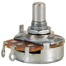 "1M Audio Taper Potentiometer 1/4"" Shaft"