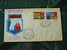 Vietnam - Saigon 1969 First Day Cover - Rallying Operation