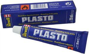 Revell Plasto Modelling Body Putty Plastic Model Filler 25ml Tube +2nd Post ONLY