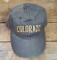 NWT Breckenridge Colorado Baseball Cap Hat Strapback (D)