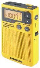 Hand Cranked Portable AM/FM Radios