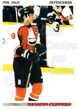 1992-93 British Columbia Junior Hockey League #115 Phil Valk