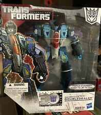 Transformers Generations DoubleDealer  CHUG 30th MISB WFC Voyager Triple G1 🤖