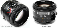 Nikon Nikkor AiS 1.4 50mm manueller Focus GREAT LENS !!!