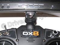 Spektrum DX8 (new G2) FPV LCD Monitor Bracket Mount Fits Most Monitors 1/4 Screw
