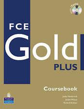 FCE Gold Plus Coursebook   With CD-ROM iTest   Perason Longman