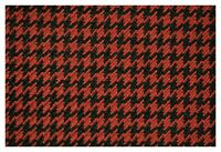 "Spl List. Houndstooth Canvas Tweed Fabric 55""W Seat Upholstery Automotive"