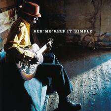 Keb' Mo' - Keep It Simple [New Vinyl] Holland - Import