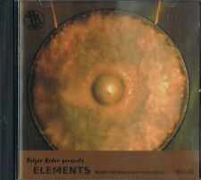 Holger roder Presents: elemento vol.2 (Gong and percussion-D 2011) CD